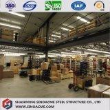 Estructura metálica prefabricada Sinoacme Almacén de la estructura de acero