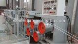 Automático lleno de la máquina de embalaje PP correa de banda de extrusión