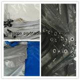 Couverture en plastique imperméable à l'eau de bâche de protection, feuille de finition de bâche de protection de PE