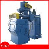Tumble-Riemen-Granaliengebläse-entzundernde Maschine