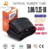Tube en caoutchouc normal de haute résistance initial 3.00/3.25-18 de chambre à air de moto