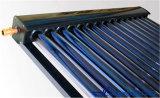 Heatpipe aquecedor solar de água pressurizada