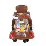 Atacado China Factory Baby Twist Car Ride no brinquedo para crianças com cesta