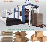 China-Lieferanten-automatische stempelschneidene Papiermaschine