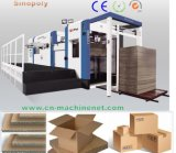 China, el proveedor de papel automático máquina troqueladora