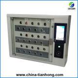 Biometric & carte IC L'armoire de clé intelligente contrôlée Locker Th-Klm308