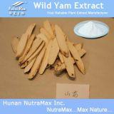 Extrait naturel 6%-98% Diosgenin d'igname de chine sauvage de 100%