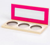 Kundenspezifischer Drucken-Pappkosmetischer verpackenkasten für Augenschminke erröten,/Energie, Papierverfassungs-Kasten