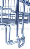 접히는 쌓을수 있는 이동할 수 있는 강철 저장 메시 감금소