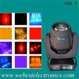 Wb-Mh001 Cabezal movible de haz de iluminación LED 200W de luz de la luz de la barra de LED