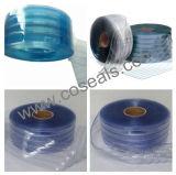 Gewellte Belüftung-Streifen-Vorhang-Rolle für kalte Temperatur