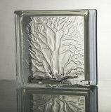 190*190*80mm Baksteen van het Glas van het Koraal de Duidelijke (JINBO)