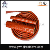 Vervaardiging van de Slang van de Vlecht van de Draad van de Koker van de brand de Rubberdie in China wordt gemaakt