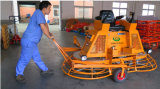 46 '' Hydraulic Ride-on Power Trowel avec joystick Drive et direction Gyp-1046