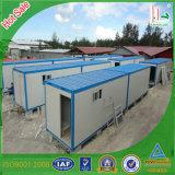 Bureau et maison de conteneur de coût bas au site