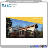薄板にされたガラスのアルミニウム日光の家アルミニウムSunroom
