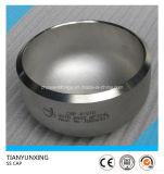 protezione senza giunte dell'acciaio inossidabile del tubo della saldatura testa a testa 316L