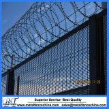 Ограждать ячеистой сети высокия уровня безопасности черноты 358