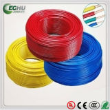Solid Wire RoHS PVC isolé Power Copper Cables