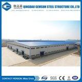 Estructura de acero ligero Diseño de cobertizo Kits de construcción de acero