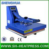 Технология термосублимации красителей Shenghua лучшие продажи футболка нажмите кнопку нагрева машины