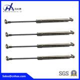 Suporte pneumático da mola de gás de Hax para a mola de gás do aço 316 inoxidável da ferramenta 304 com ilhó do metal