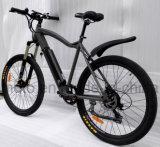 2017 새로운 안 건전지 27.5 인치 중앙 모터 산 전기 자전거