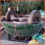 Máquina de pulir del oro mojado de la cacerola