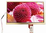 Flexible Touch Screen LCD-Bildschirmanzeige mit Noten-Schlüssel