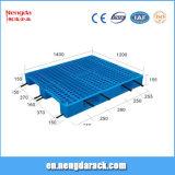 1200*1000mm palette en plastique durable pour l'entrepôt