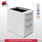Gabinete de armazenamento móvel de aço do suporte da mobília de escritório