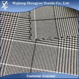 De Plaid van strepen 70d+40d+160d 5%Sp, 60%N, 35%P Stof de Van kationen van de Polyester voor Uniformen, Kleding