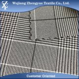 Tela escocesa 70d+40d+160d 5%Sp, 60%N, tela catiónica para los uniformes, alineada de las rayas del poliester 35%P