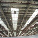 Structure en acier de conception Prefessional le bâtiment à Cape Verde