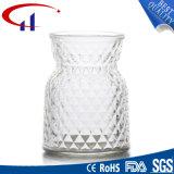contenitore di vetro dell'ostruzione di nuova figura di disegno 270ml (CHJ8152)