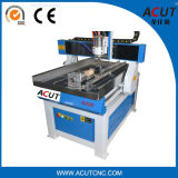 CNC Router Mini 6090 de Machine van de Reclame van 4 As