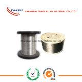 Tipo caliente diámetro 0.193m m (alambre de las ventas K de KP KN del alambre del termocople de la aleación de níquel y aluminio del cromel)