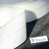 ゴム製製品の製造業のための特別な処理編まれた100%のナイロン包むテープ