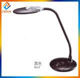 De hete Verkopende Flexibele van de Lezing Lamp van de leiden- Schrijftafel met Klok