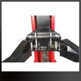 Дешевая тонкая модель Floorplate регулируемая использовала подъем автомобиля столба 2