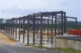 Полуфабрикат гальванизированное низкой стоимостью здание стальной структуры
