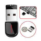Elegante unidad Flash USB de memoria Flash USB de Sandisk.