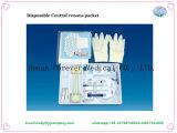 Pacote venoso central descartáveis de cateter venoso central