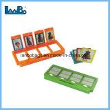 Los chicos de plástico personalizados baratos juguete juego de tarjeta de memoria
