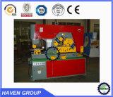 Q35y-20 Ijzerbewerkers Hdyraulic, de Gecombineerde Machine van het Ponsen en het Scheren