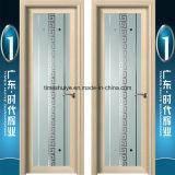 Portello provvisto di cardini della lega di alluminio con il prezzo competitivo