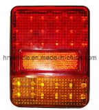 Voyant indicateur de Sotp queue lampe pour camion-remorque