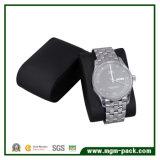 Glasschlitz-hölzerner Uhr-Kasten der oberseite-12