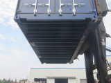 20FT gloednieuwe Bilaterale Open Container