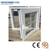 Hochwertiger heißer Verkauf weißes Belüftung-Flügelfenster-Fenster